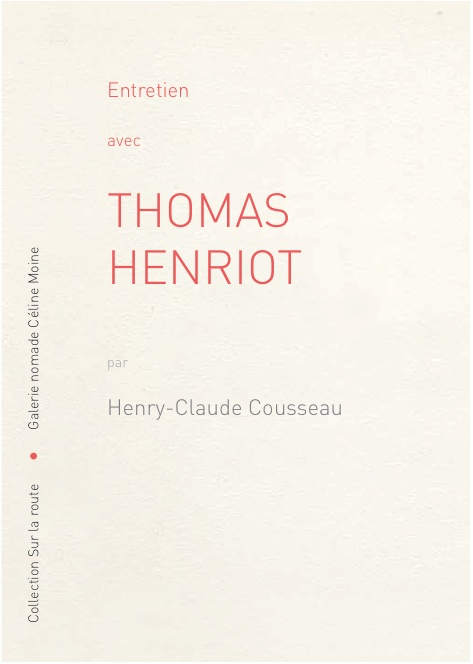 sur la route Thomas Henriot