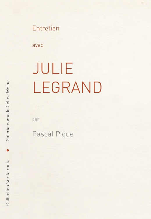 sur la route julie legrand